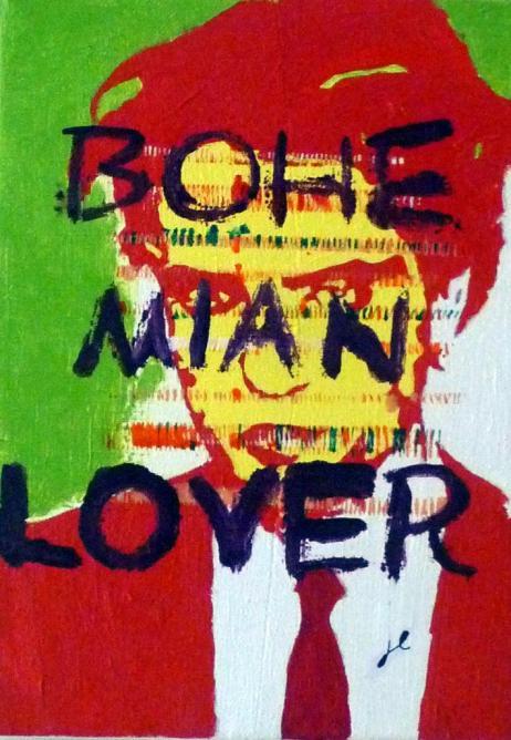 bohemian lover