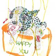 HAPPY YOU