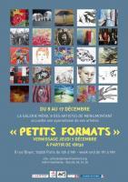 Petits formats 2017